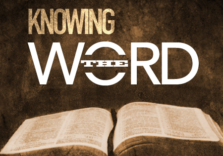 knowingtheword